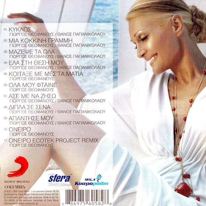 2009: MIA KOKKINI GRAMMI